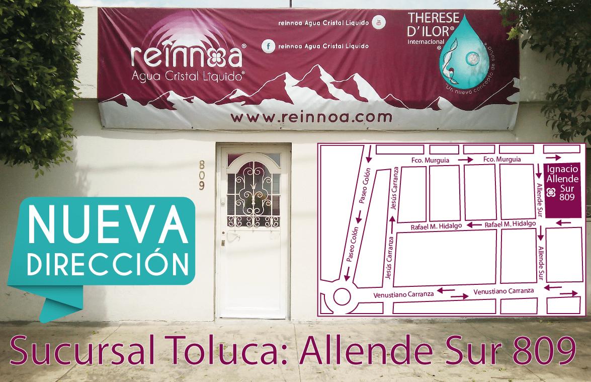 Sucursal Toluca